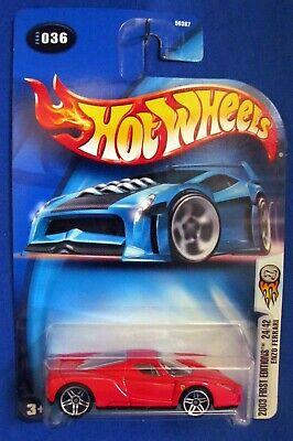 2003 Hot WheelsFirst Editions ENZO FERRARI