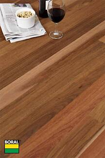 Boral Grey Ironbark Timber Flooring 130mm x 19mm Select Grade