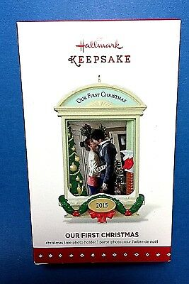 Our First Christmas Ornament (Hallmark