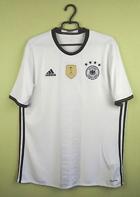 Germany jersey shirt 2016 Home official adidas football soccer size XL 1d1f086a9