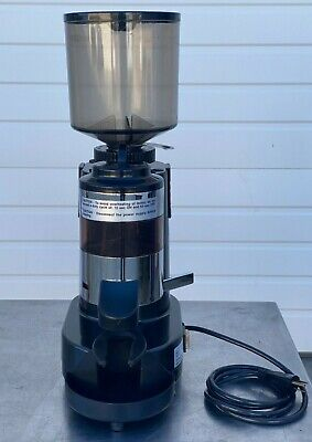 Gino Rossi Rr45 Commercial Fully Automatic Espresso Grinder