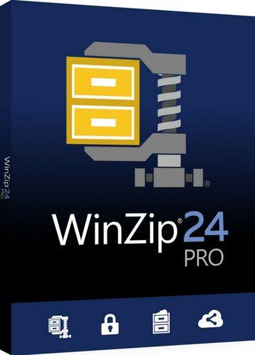 WinZip 24 PRO ✅Lifetime Activation