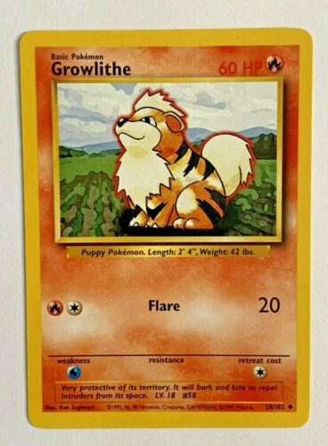 Shiny Collection Japanese HOLO Pokemon Card NM Growlithe 004//020 1st Ed