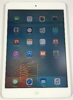 Apple iPad Mini 1st Gen. 16GB Wi-Fi Silver Excellent Condition 90 DAY WARRANTY