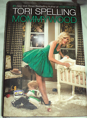 Mommywood By Tori Spelling And Hilary Liftin  2009  Hardcover