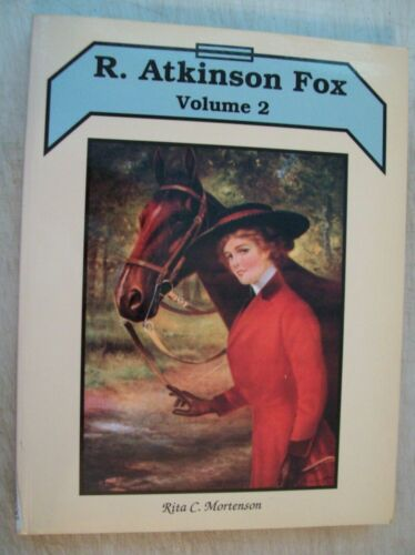 R. Atkinson Fox Art Prints Price Guide Collector