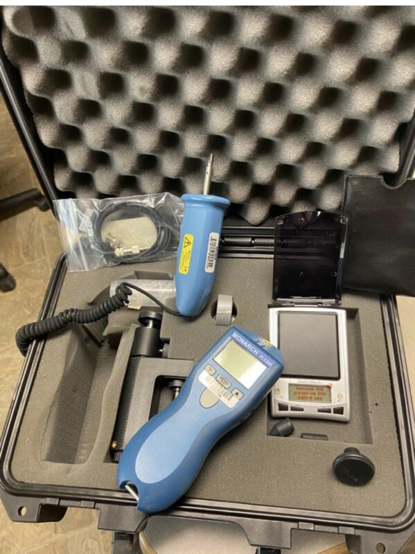 Monarch PLT200 KIT 6125-011 Pocket Laser Tachometer 200 Kit