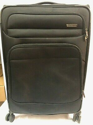 Samsonite Epsilon NXT 2-pc Softside Spinner Travel Suitcase Luggage Set, Black