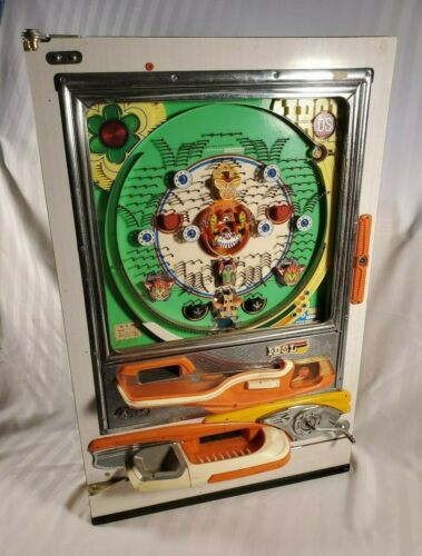 Vintage 1970s IDOL DS Pachinko Machine.. Needs Repair