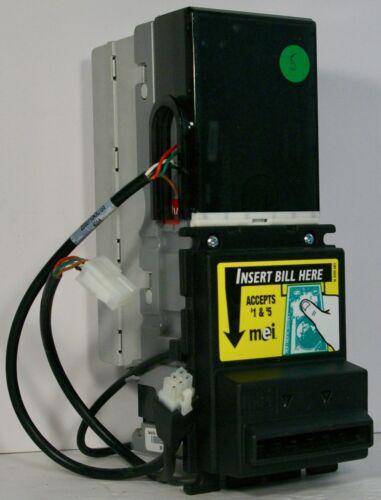 MARS MEI VN2542U3 (VN2512U3)  New $5 Bill Acceptor Validator 24V/MDB w/MDB Cable