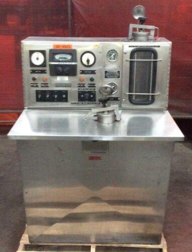 Gaston County Dyeing Machine Co Lab Dye Tester  A-5668 Textile Dye Equipment