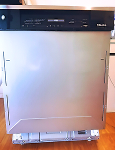 Miele  G6305 scu xxl semi integrated dishwasher as new!!! Lurnea Liverpool Area Preview
