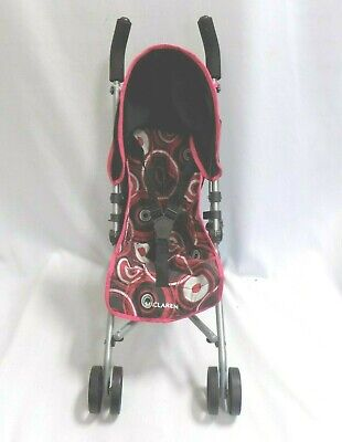 MACLAREN Active Junior Quest Doll Stroller Buggy New Opened Box -