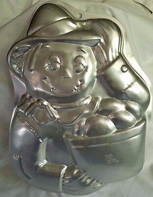 Wilton Scarecrow Cake Pan  1998  # 2105 -2001