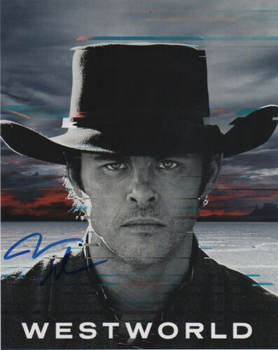 James Marsden Westworld Autographed Signed 8x10 Photo COA D7