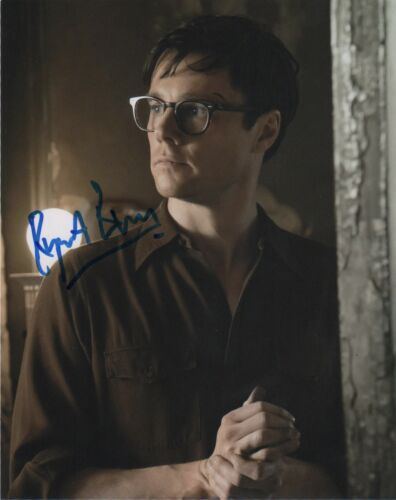 Rupert Evans Man in the High Castle Autographed Signed 8x10 Photo COA D73
