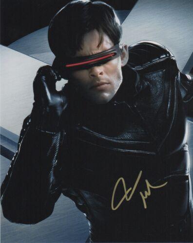 James Marsden Xmen Autographed Signed 8x10 Photo COA P7D