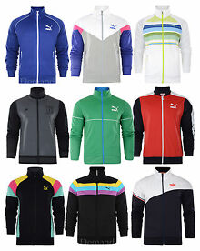 Mens Puma Zip Up Jacket