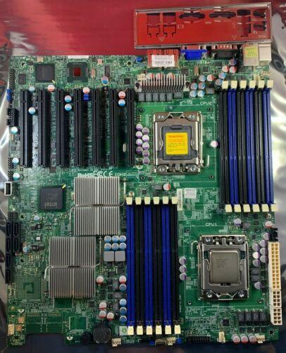 SuperMicro X8DTH-IF-BM003 Motherboard w/Intel Xeon Quad Core E5540 2.53GHz  CPU