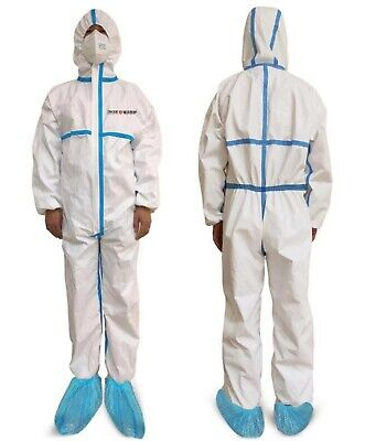 Hazmat Suit Coverall - Personal Use