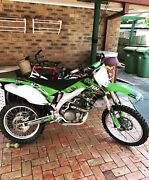 2006 kx450f Banora Point Tweed Heads Area Preview