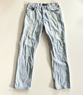Vintage Versace Jeans Couture Medium Wash Denim Men's Size 35 x 33 Medusa