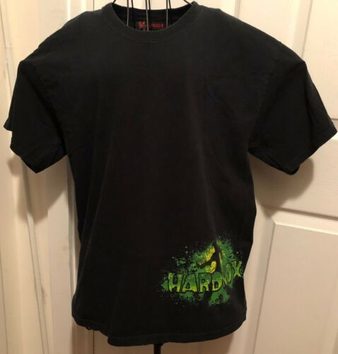 Hardnox Clothing Company t-shirt featuring zombie Elvis Presley - RARE