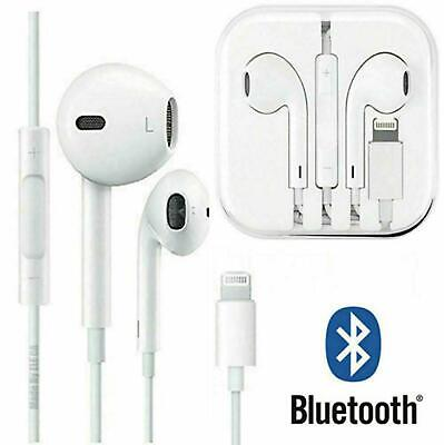 New For Apple iPhone 7 8 Plus X 11 12 Pro Wired Headphones Headset Earbuds Gift