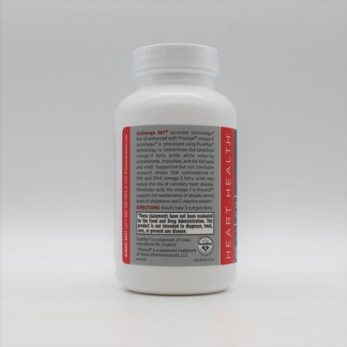 Primal Labs DuOmega 3&7 Essential Fatty Acids Metabolic Support 90 Softgels 2