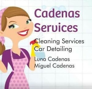Detailing and House & Office Cleaning Services