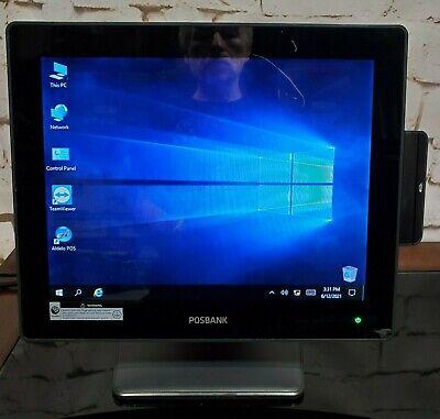 Apexa G Pos System Touchscreen 128gb Ssd 4mb Ram Celeron J1900 1.99ghz Cpu