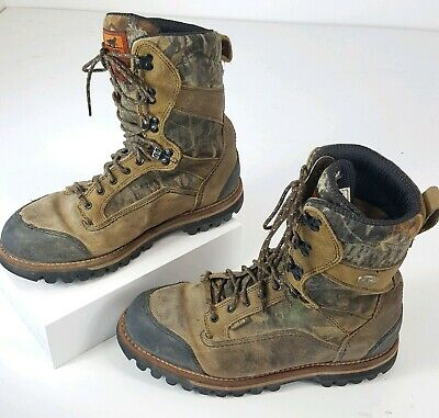 d2e2797255383 Red Wing Irish Setter Deer Tracker Gore-Tex Mens Thinsulate Hunting Boots  Sz 10