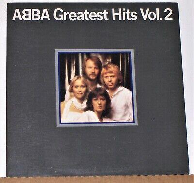 ABBA - Greatest Hits Vol 2 - Original 1979 Record Club LP Album Near Mint Vinyl