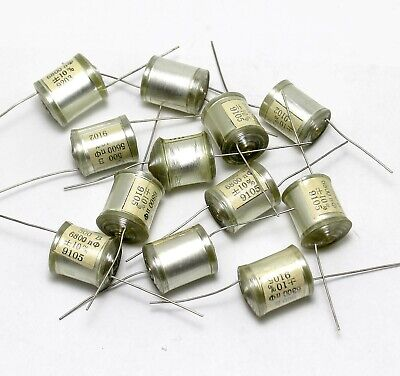 Solid Leaded 35V 2.2uF 10/% 1x T322C225K035AT Tantalum Capacitors