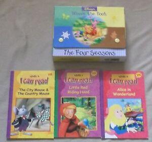 Winnie the Pooh Children Books plus I can read Books