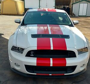 2013 Ford Shelby GT 500