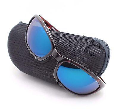Costa Del Mar Harpoon Sunglasses, Tortoise, Blue Mirror 580G