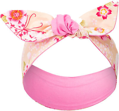 herry Blossom BUTTERFLY Blumen HAARBAND Hair Band Rockabilly (Blume Hairband)