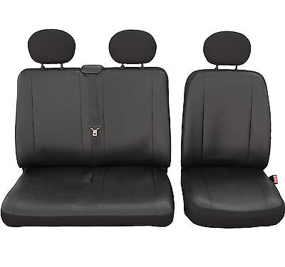 Mercedes SPRINTER  Kunstleder Schonbezug Sitzbezug Sitzbezüge Sitzschoner