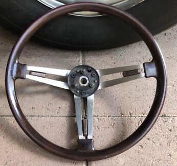 Datsun 240k steering wheel Pakenham Cardinia Area Preview