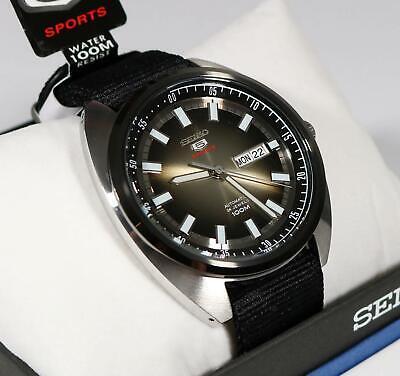 Seiko Sports 5 Turtle Automatic 24-Jewel Men's Watch SRPB23K1