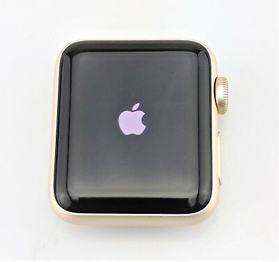 Apple Watch Series 2 42mm Gold Aluminum Case (GPS) Fair Shape