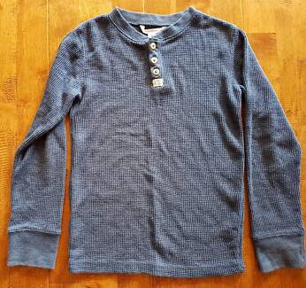 Country Road Size 8 Boys blue Long sleeve top