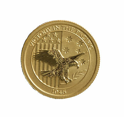 Купить Perth Mint - 1/10oz Gold Australian Victory in the Pacific .9999 BU (Random Date)