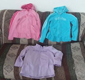 Girls Addidas Sweaters Size 6 Peterborough Peterborough Area image 1
