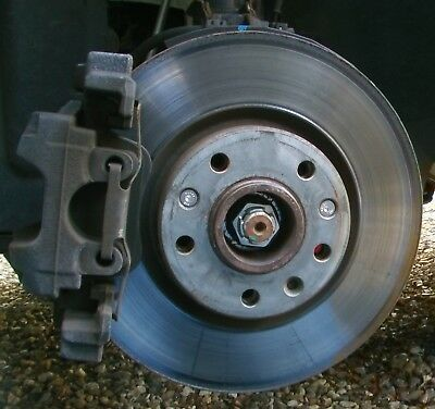 8 x Citroen C1 BX Xsara Brake disc rotor securing retaining screws bolts