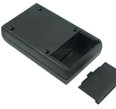 110 x 66 x 27mm Kunststoffgehäuse Batteriefach Kleingehäuse Handgehäuse Gehäuse