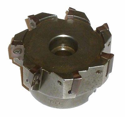 3 Ingersoll Apkt Insert Square Shoulder Face Mill Stock Fm1071
