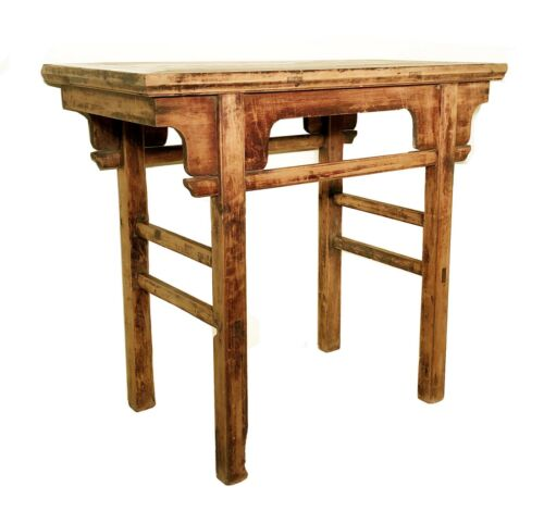 Antique Chinese Ming Console (wine) Table (2940), Circa 1800-1849