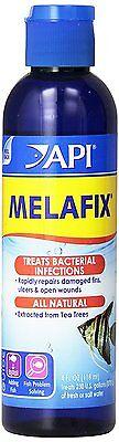 API Melafix 118ml Natural Anti Bacterial Aquarium Treatment Fungus/Finrot/Ulcers